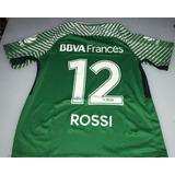Camiseta De Arquero Rossi ! Nueva Pocos Talles 2017-18