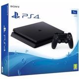 Nueva Playstation 4 Slim 1tb + Garantia + Obsequio