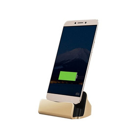 Carregador / Dock Station Iphone 5 6 7 8 X / Transfere Dados