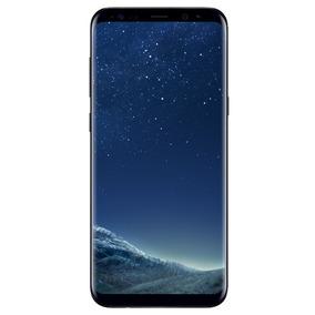 Celular Libre Samsung Galaxy S8 Plus Negro