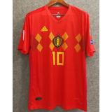 Selección De Bélgica Romelu Lukaku Talla S Nueva    - Camisetas de ... b9fe4e9562c3d