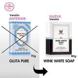 Wink White Gluta Pure Soap (nuevo). Jabón Blanqueador.