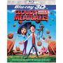 Blu-ray Lluvia De Hamburguesas 3d + 2d / Cloudy With A...