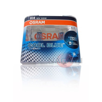 Kit Lampada Osram Cool Blue Intense H4 Super Branca 4200k