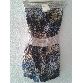 Jumpsuit Mono Palaxo Short Casual Playa