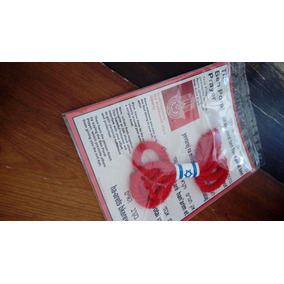 Fita Vermelha Red String Tradicional Cabala Kabbalah 3 Pulso