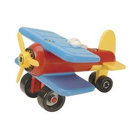 Tome-a-parte De Un Avión Battat Vehículo (modelo Antiguo)