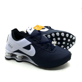Tênis Nike Shozx Deliver Avenue Originals 4 Molas Masculino