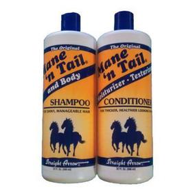 Kit Mane N Tail Shampoo+condicionador 946 Ml