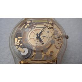 Relógio Swatch Antigo Original Para Coleção, Modelo Raro