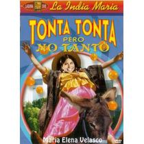 Dvd Comedia La India Maria Tonta Tonta Pero No Tanto Tampico