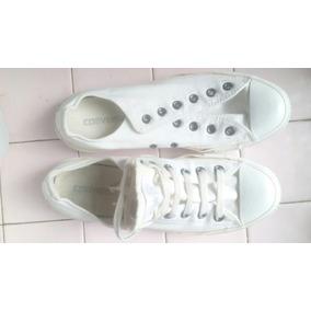 Tenis Converse Originales 26cm, Blancos