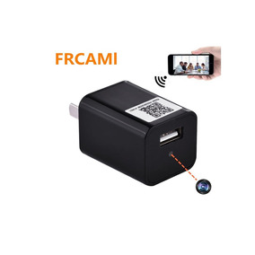 Cargador Usb Camara Espia Full Hd Wifi