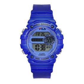 Relógio Digital Fila Feminino 38-099-002 100m Prova D