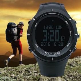 Reloj Sumergible North Edge Range 1 Brújula Barómetro