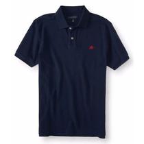 Camisa Polo Importada Aeropostale/american Eagle Do Pp Ao G4
