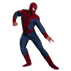 El Increíble Spider-man Película 2 Clásico Adulto Traje (xl