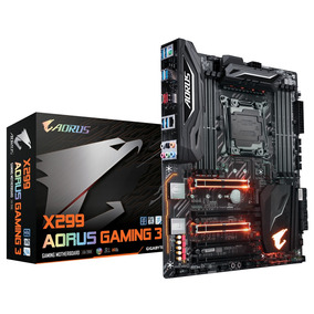 Motherboard Intel X299 Aorus Gaming 3 Soc 2066