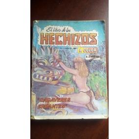 Mini Historieta El Libro De Los Hechizos No.3 Año-1991