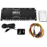 Adaptador De Entrada Auxiliar Drive Mobile Car Audio/v