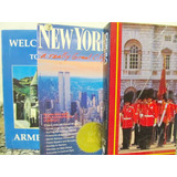 Guia Turistica Vhs New York, Armenia Y Mundo En Video