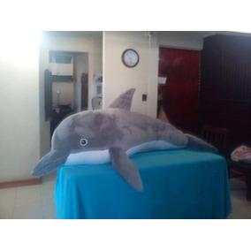Delfín De Peluche 2 Metros