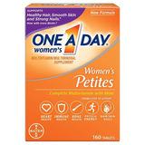 Uno Es Un Day Women Pequeño Multivitaminas, 160 Conde