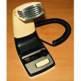 Antiguo Microfono De Coleccion (vintage)