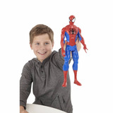 Figura De Accion Original Marvel Spiderman Juguete