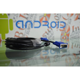 Cable De Video Vga 1.5mts Monitor