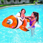 Inflable Pileta Salvavidas Pez Payaso Nemo Bestway 41088