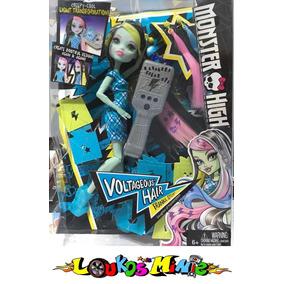 Monster High Frankie Voltageous Hair * Pronta Entrega *