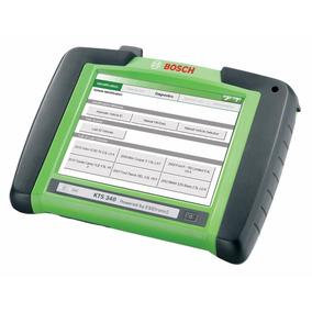 Atualização De Software P/ Kts 340 Versão 2017/1 - Bosch