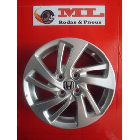 Jogo Rodas Honda New Fit Aro 15 Original M L Rodas
