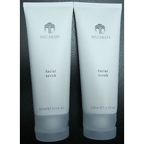Nuskin Scrub Exfoliante Face Spa Nu Skin Facial Kit X 2