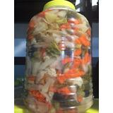 Pickles Mixtos Con Aceitunasx 5 Kg. R&r