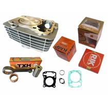 Kit P/honda Cg Titan/fan 150 C/pistão Crf 230cc