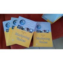 -- Oferta-- 3 Libros De Mercadotecnia Y 4 Videos En Vhs
