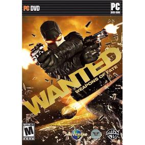 Leilão Jogo Wanted Weapons Of Fate Original Windows Pc A6477