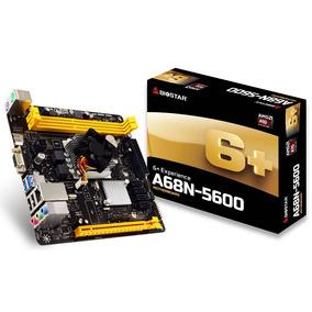 Biostar Kit De Actualizacion Amd A10 Quad-core A68n-5600