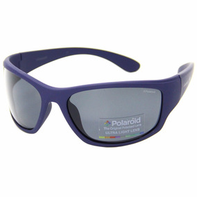 Óculos De Sol Polaroid 7005 Polarizado Flexível