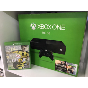 Xbox One + Jogos + Controle Original + Garantia