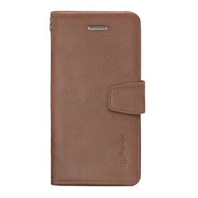 Iphone 6 Plus Case Wallet F-color Kickstand Feature A -cafe