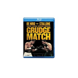 Grudge Match Bluray Original Inlges Español Frances