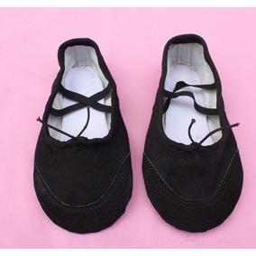 Zapatillas De Media Punta Jazz Ballet Reforzadas