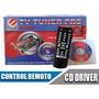 Control Remoto Y Cd Driver Para Tv Tunner Pro De Computadora