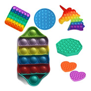 Pop It Original Juguete Antiestres Toys Sensorial Ups