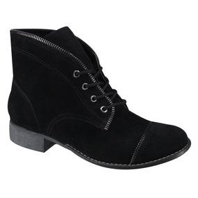 72fa05e18 Bota Coturno Feminino Via Marte 16 806 - Sapatos no Mercado Livre Brasil
