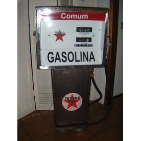 Bomba De Gasolina Antiga Texaco - Wayne De 1968
