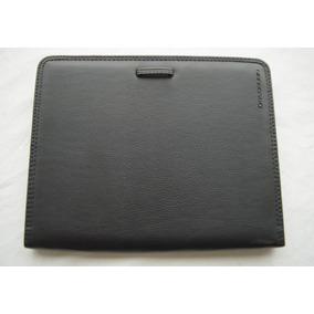 Funda Portafolio Ipad 2, 3 Y 4. Piel Negra. $299